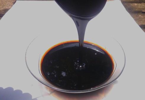 Tetes Tebu atau Molasses